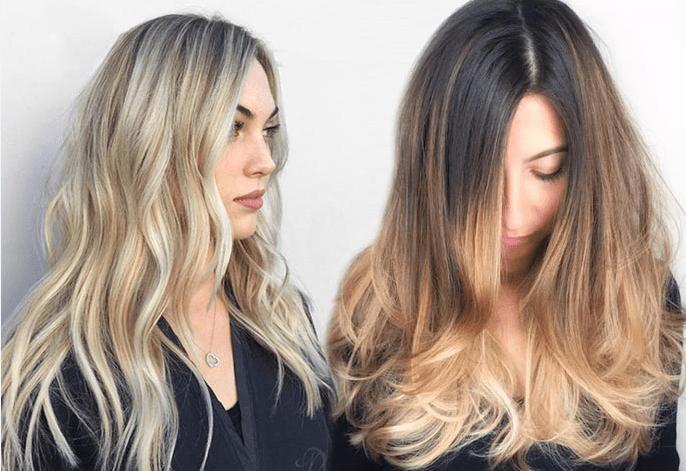 Uzun Saçlar İçin Şık Katmanlı Saç Modelleri ve Stilleri