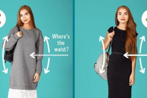 Genç Kızları Daha Uzun ve İnce Gösterecek Giyim Önerileri
