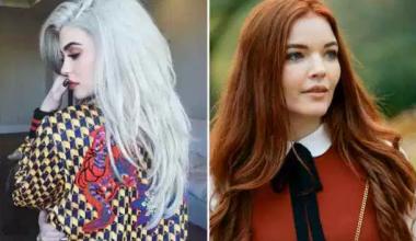2019 Saç Modelleri Ve Saç Renkleri Kızlara Moda