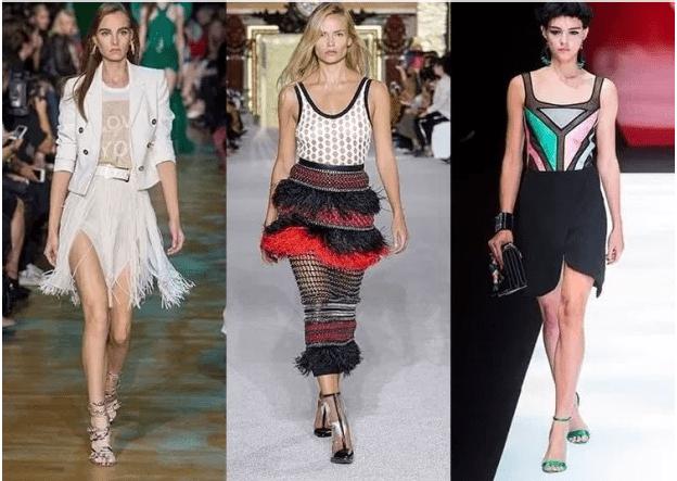 2019-2019 Yaz Trendleri: Püsküllü Elbise Modelleri ve Kombinleri