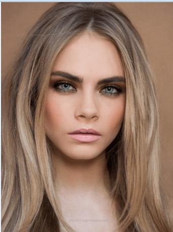 Açık Kumral Saç Rengi Ve Tüm Ayrıntıları Kızlara Moda