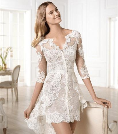 ace1e901f4937 ... önemi de daha güzel ve şık bir şekilde ortaya çıkmış oluyor. Bu elbise  tarzları danteller ile süslendiği zaman, modelini daha fazla göz önüne  çıkarıyor ...