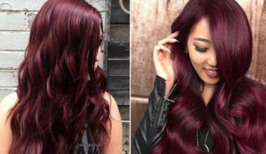 Maun Saç Rengi, Modelleri ve Boya Numaraları