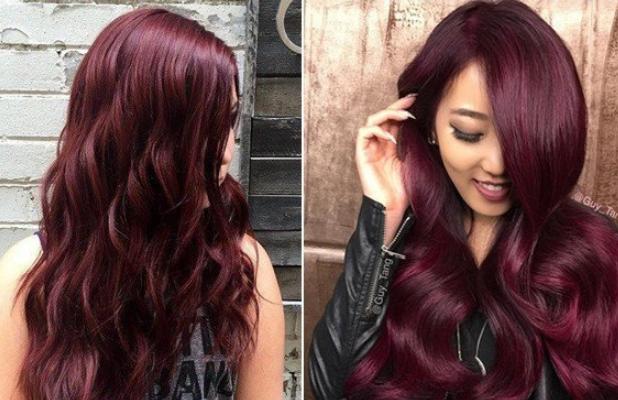 Maun Saç Rengi Modelleri Ve Boya Numaraları Kızlara Moda