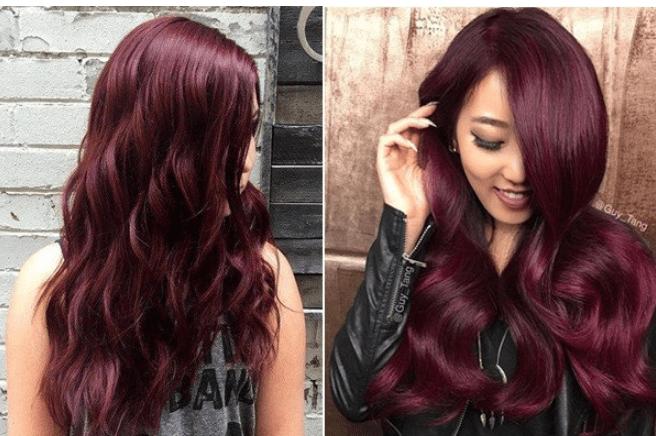 2019 Saç Boya Modelleri 2019 Yılının En Trend Saç Renkleri Bu