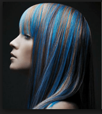 Mavi Balyaj Modelleri 2019 2020 Kızlara Moda