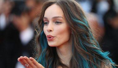 Mavi Balyaj Vemavi Balyaj Modelleri Kızlara Moda