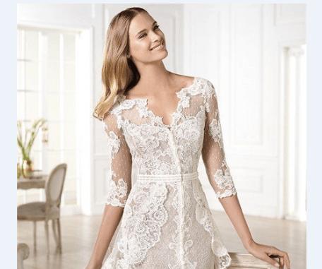 138c985806a8f Nikah Elbisesi Modelleri ve Fiyatları 2019-2020 | Kızlara Moda