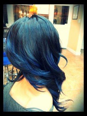 Mavi Balyajmodelleri Ve Elde Edilişi Kızlara Moda