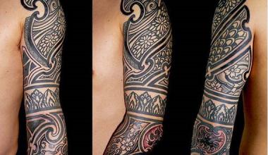 Tribal Dövme Modelleri ve Fiyatları Hakkında Aradığınız Her Şey