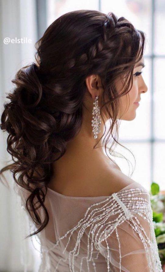 a2c2b043b5046 2019-2020 Abiye Saç Modelleri Kataloğu | Kızlara Moda