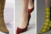 Sonbahar/Kış 2018-2019 Ayakkabı Trendleri
