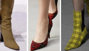 Sonbahar/Kış 2020-2021 Ayakkabı Trendleri