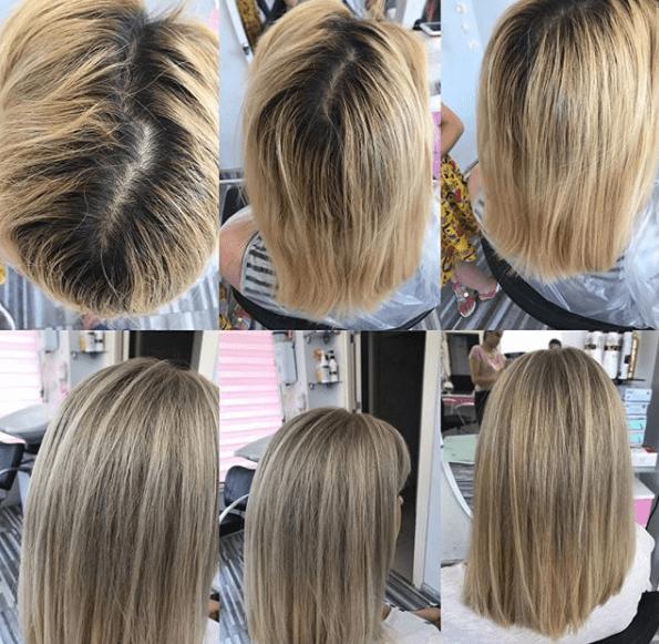 Küllü Kumral Saç Rengi Ve Tonları Kataloğu Kızlara Moda