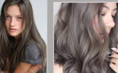 Küllü Kumral Saç Rengi ve Tonları Kataloğu