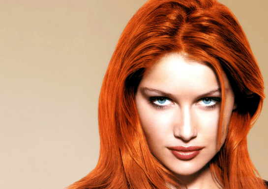 Soğan Kabuğu Saç Rengi Saç Modelleri Ve Saç Boyası Numaraları