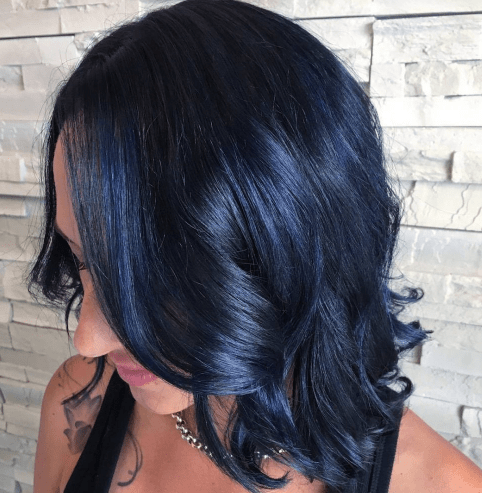 Mavi Siyah Sac Rengi Ile Ilgili Tum Sirlari Anlatiyoruz Kizlara