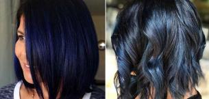 Mavi Siyah Saç Rengi İle İlgili Tüm Sırları Anlatıyoruz!