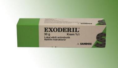 Exoderil Krem Nerelerde Kullanılır, Fiyatı Ne Kadar, Kullananların Yorumları?