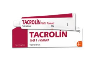 Tacrolin Pomad (Krem) Neden Kullanılır, Fiyatı?