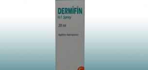 Dermifin Sprey Niçin Kullanılır?