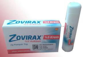 Zovirax Krem Niçin Kullanılır, Fiyatı Nedir?