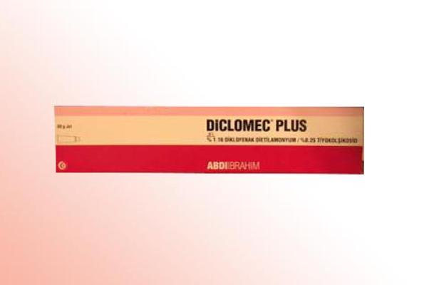 Diclomec Plus Jel Nedir, Ne İçin Kullanılır?