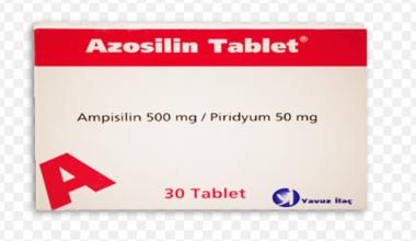 Azosilin Nedir Ne için Kullanılır, Fiyatı?