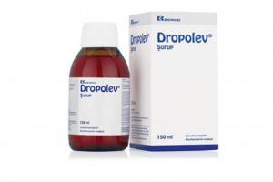 Dropolev Şurup Niçin Kullanılır, Fiyatı?